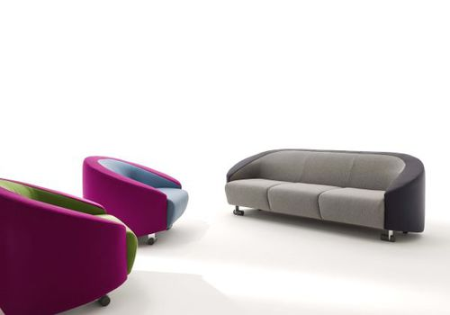 contemporary armchair - Ditre Italia