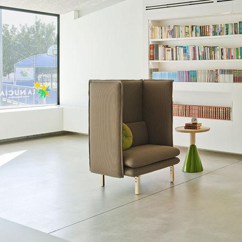 contemporary armchair - SANCAL