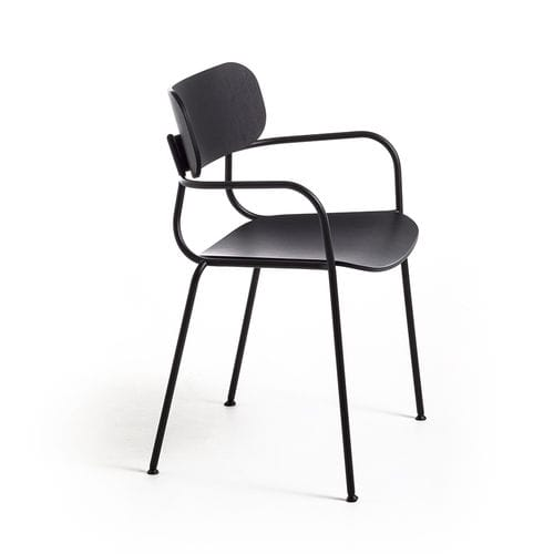 contemporary restaurant chair - arrmet