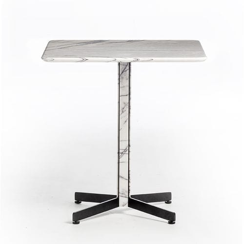 contemporary bistro table - arrmet
