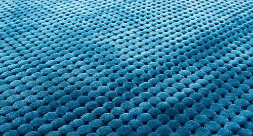 contemporary rug / tufted / plain / wool