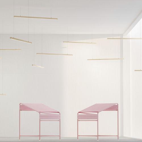 contemporary chair - SMARIN