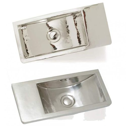wall-mounted washbasin - JANDELLE