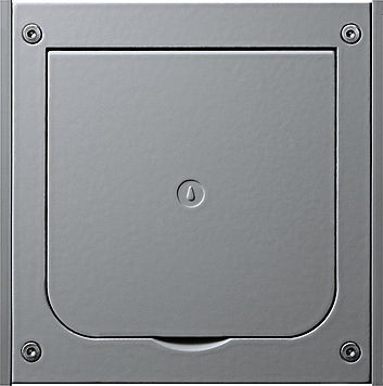 built-in electrical box / for sockets