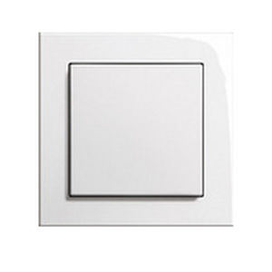 light dimmer switch / touch / plastic / contemporary