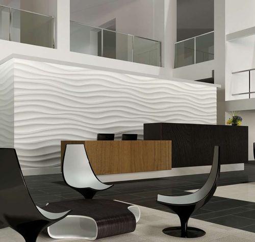 plaster decorative panel