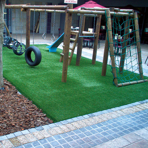 synthetic grass / roll / for gardens / multifunctional