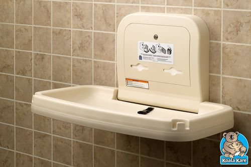 polypropylene diaper changing station