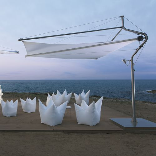 automatic shade sail - Corradi