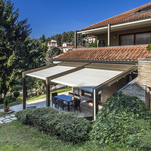wall-mounted pergola - Corradi