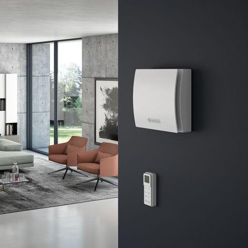 heat-recovery ventilation unit