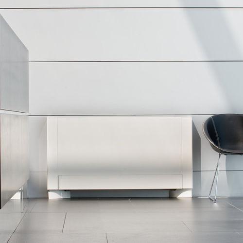 wall-mounted fan coil