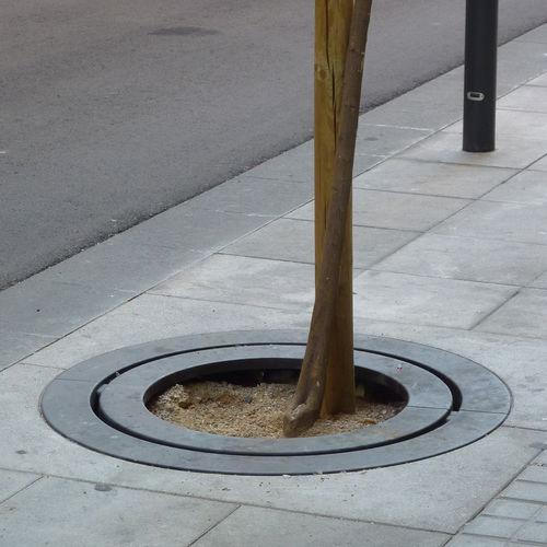 round tree grate