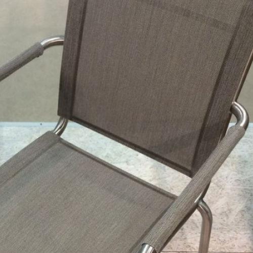 upholstery fabric / plain / Batyline® / high-resistance