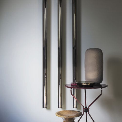 electric radiator / aluminum / contemporary / tube