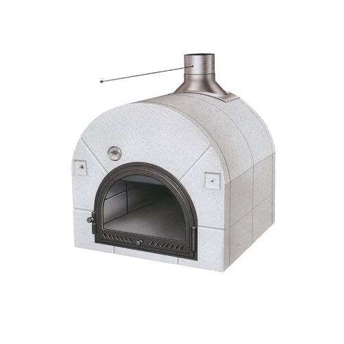 wood-burning oven / pizza / built-in