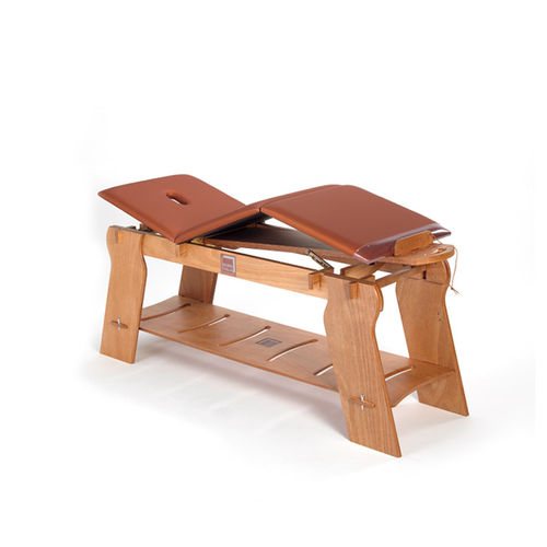collapsible massage table