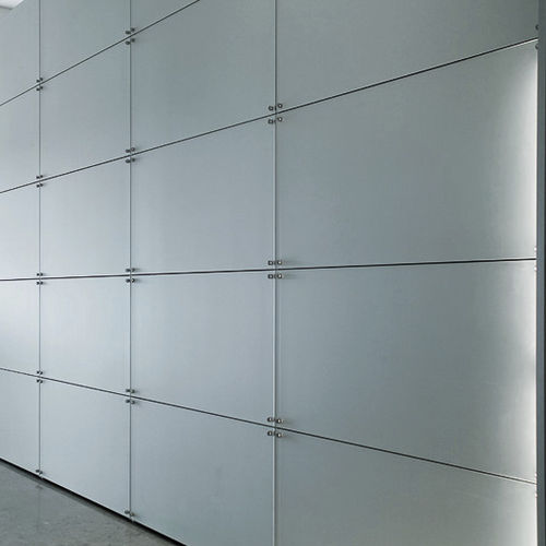 partition wall glass panel / translucent