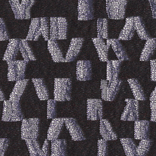 upholstery fabric / patterned / polyester / wool