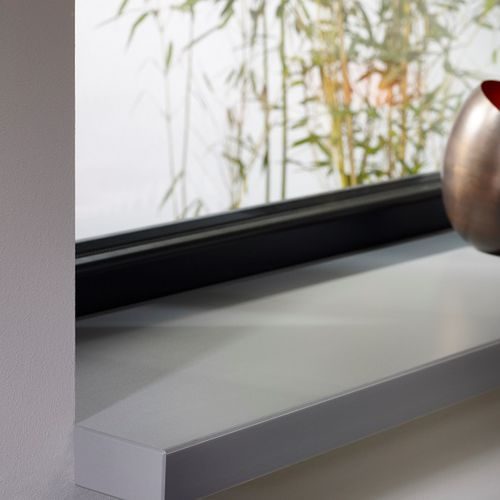 PVC window sill