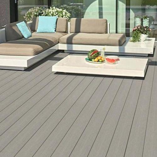 PVC deck board