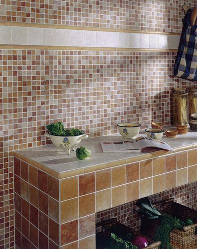 indoor mosaic tile