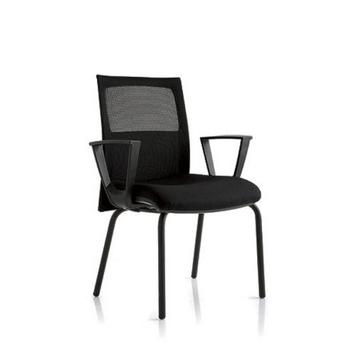 contemporary office chair / mesh