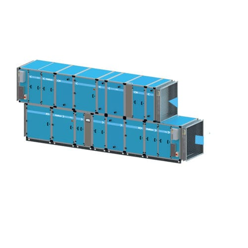 commercial air handling unit / compact / rooftop / for commercial kitchens