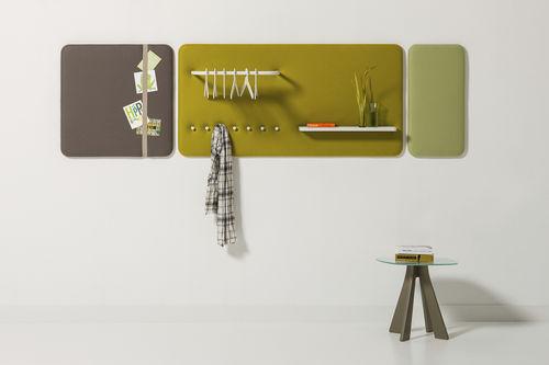 wall-mounted acoustic panel - Cascando