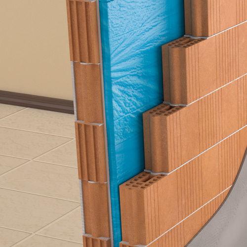 acoustic insulation / polyethylene / polyolefin / stone wool