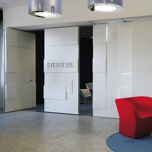 sliding and stacking partition - ANAUNIA S.r.l