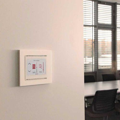 KNX room temperature controller