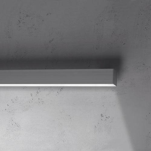 contemporary wall light / aluminum / acrylic / LED