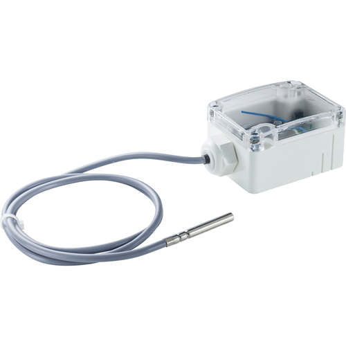 wireless temperature sensor / outdoor / commercial