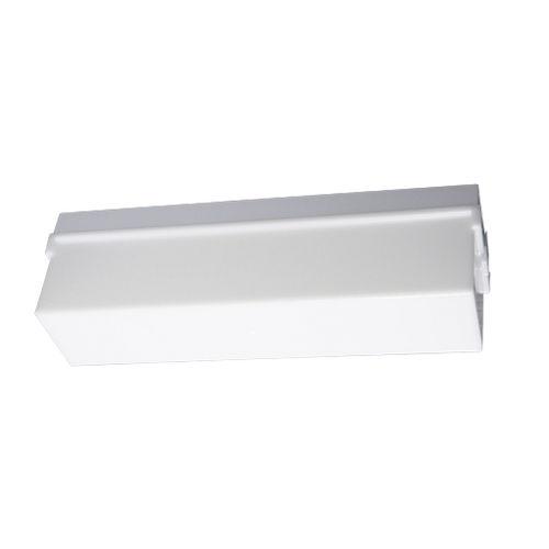 surface mounted emergency light / rectangular / LED / ABS