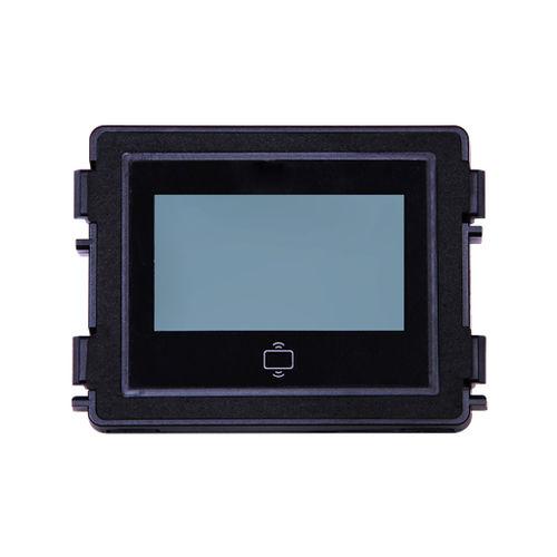 IP intercom module / black