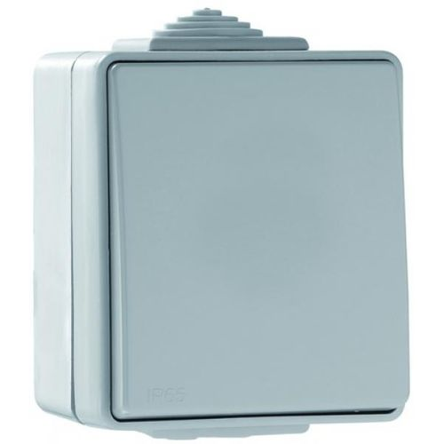 light switch / for roller shutters / push-button / double