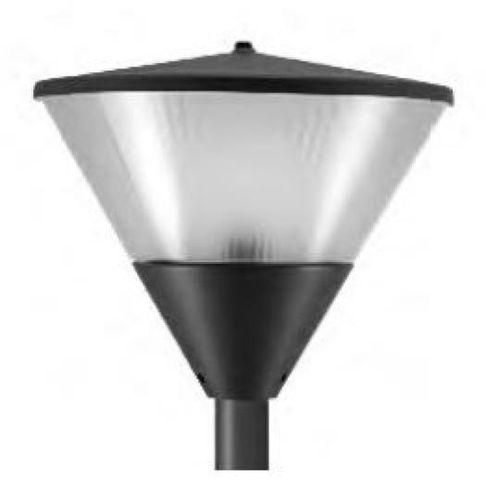 urban lamppost / contemporary / aluminum / PMMA