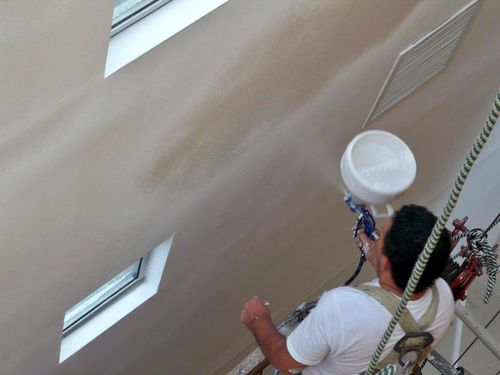 anti-mold paint / decorative / insulating / for walls