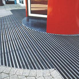 commercial entrance mat