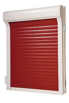roller shutter / metal / window / security