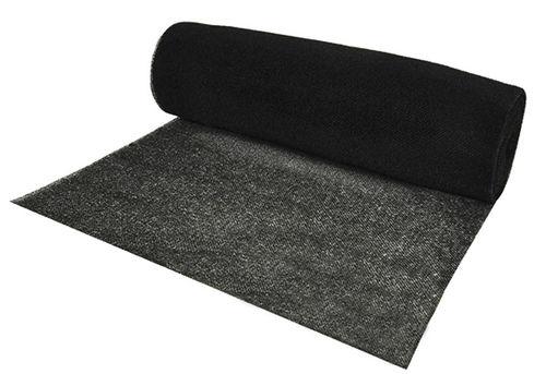 drainage waterproofing membrane / roof / roll / polyethylene
