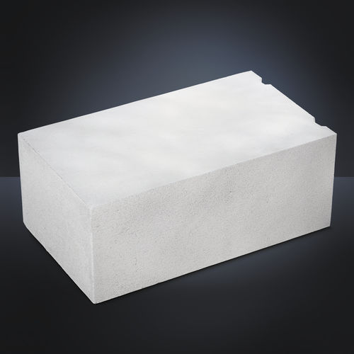 cellular concrete block