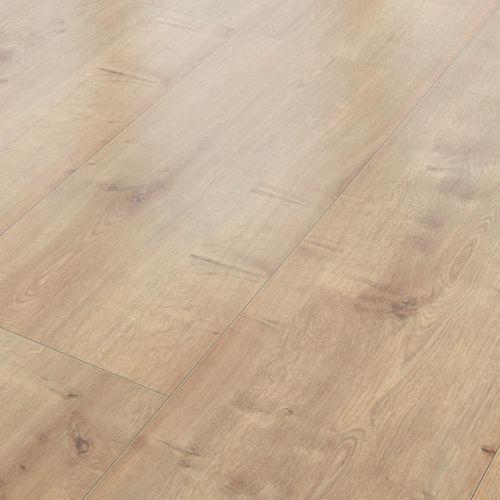HDF laminate flooring / wood look / home / tertiary