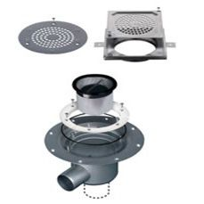 stainless steel shower drain