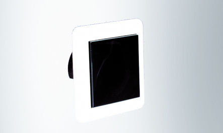 intrusion detector / wall-mounted / commercial / active