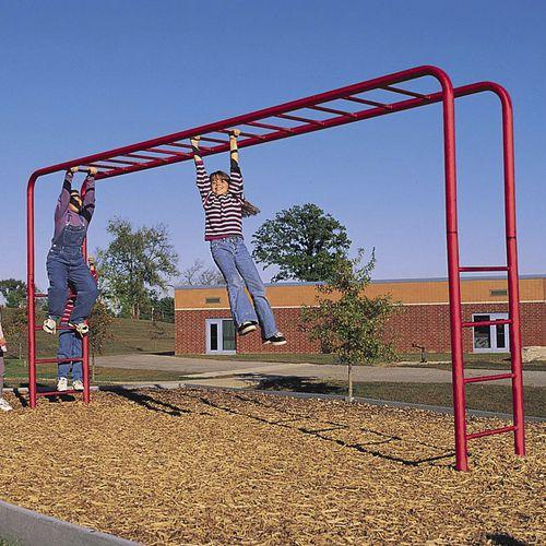 horizontal ladder / for fitness trails
