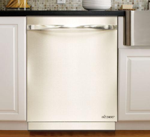 front-loading dishwasher