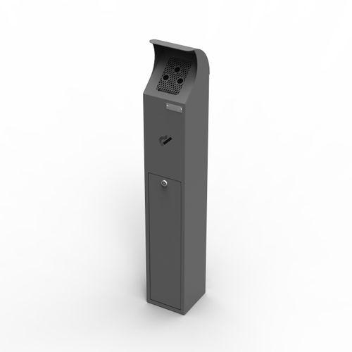 pedestal ashtray