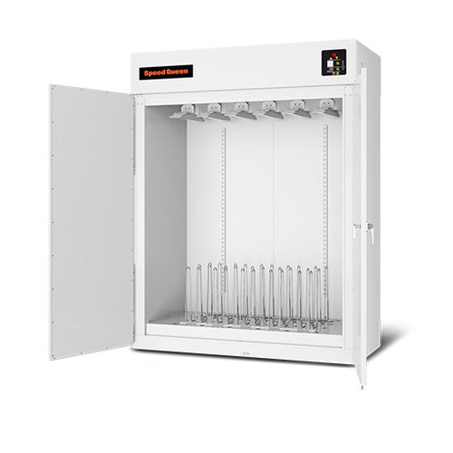 work clothes laundry drying cabinet / for public buildings